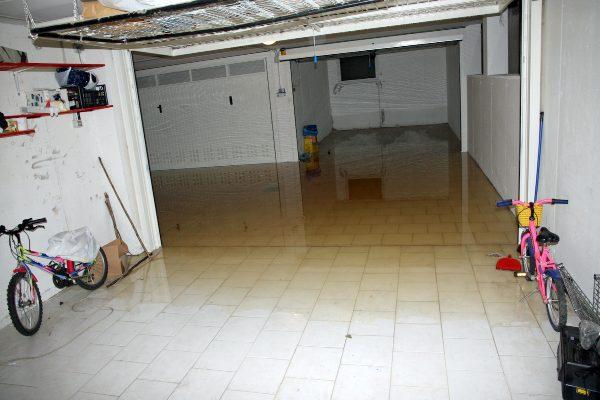 basement water damage, basement flood damage, basement flooding